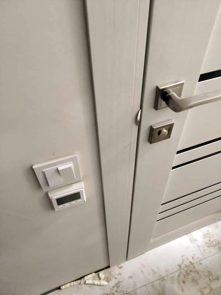 Встановлено міжкімнатні двері в Козельщині