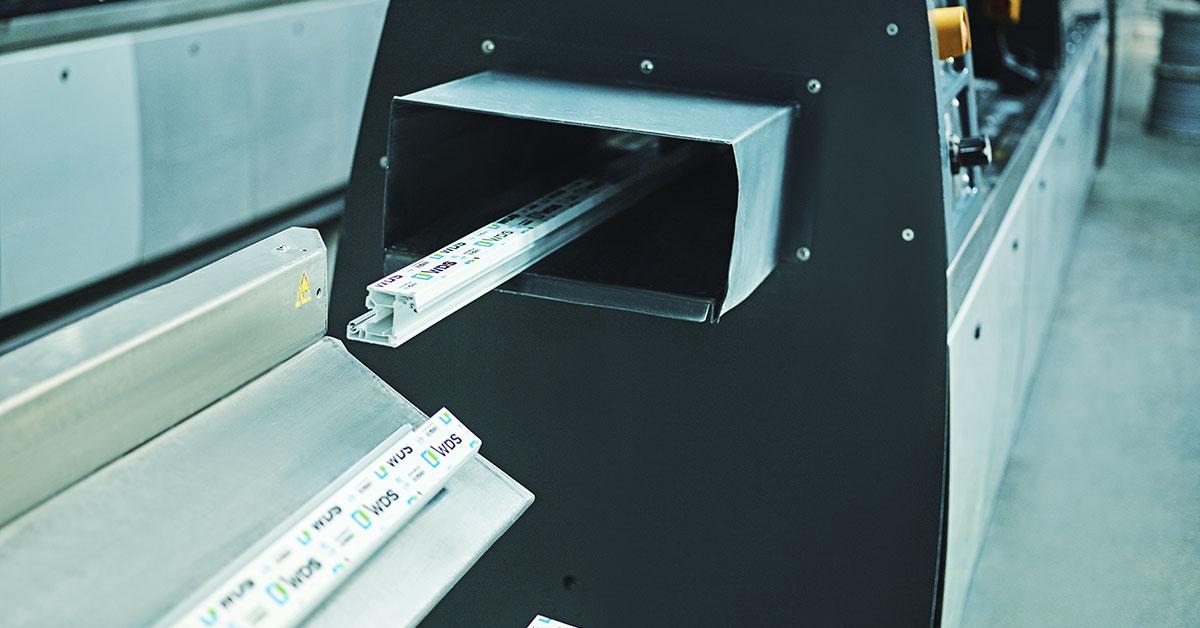 Як виробляють ПВХ-профіль для пластикових вікон